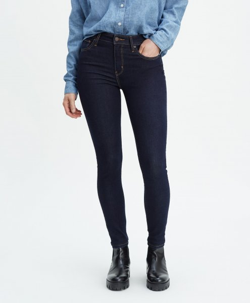 LEVI'S High Rise Skinny Jeans 10511192