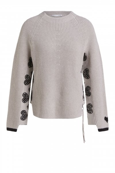 OUI MOMENTS Pullover 10574364