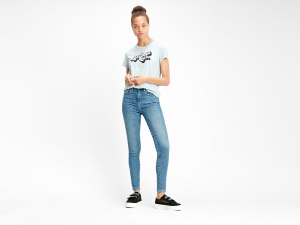 LEVI'S Jeans Super Skinny Fit 10547230