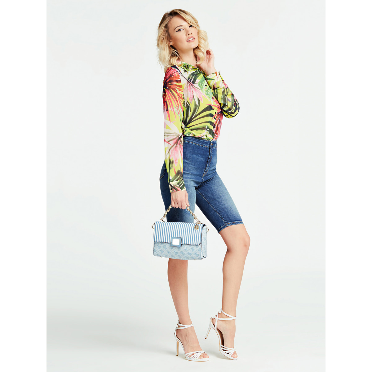 GUESS JEANS Tasche 10570980