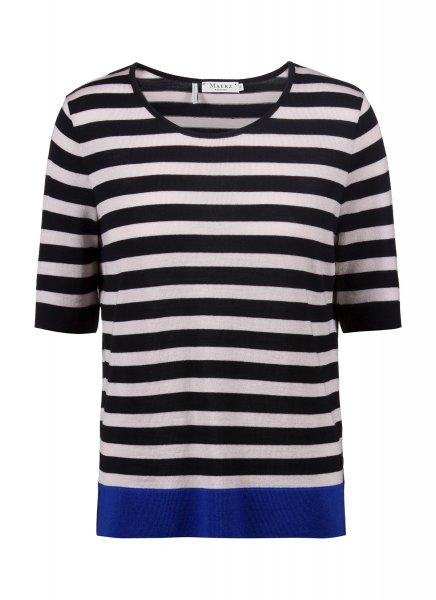 MAERZ MUENCHEN Strick-T-Shirt 10035631