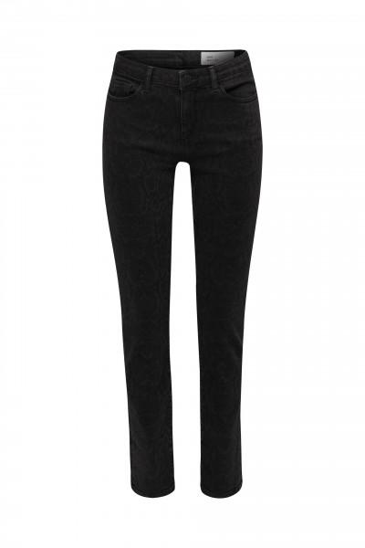 ESPRIT Jeans Denim mit Snakeprint