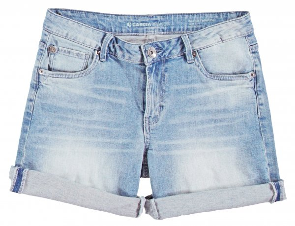 GARCIA Denim Shorts 10564481