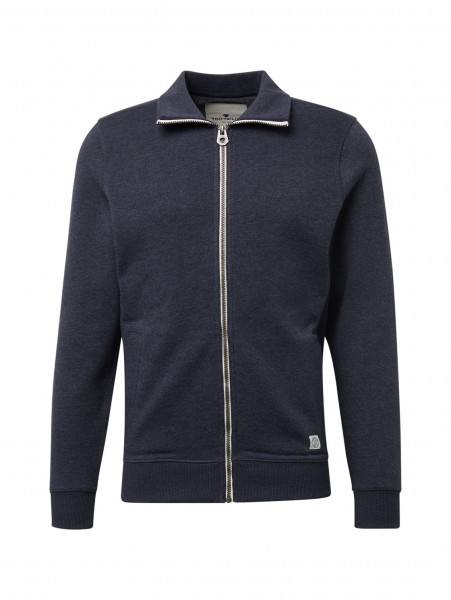 TOM TAILOR Sweatjacke Stehkragen