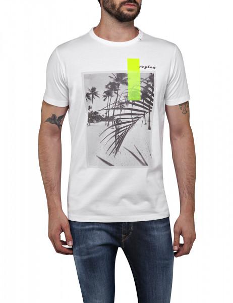 REPLAY T-Shirt Fotoprint 10544716