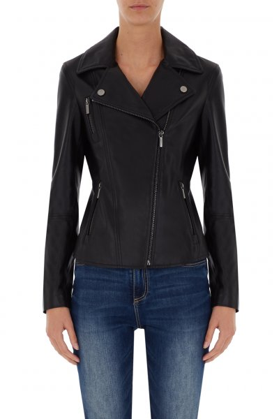 ARMANI EXCHANGE Lederjacke 10570312