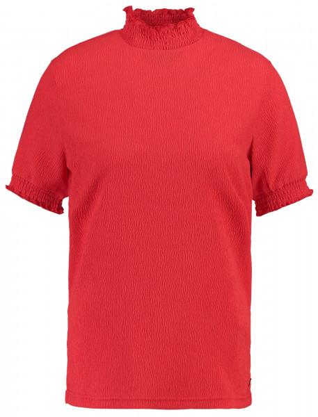 GARCIA T-Shirt mit Rollkragen