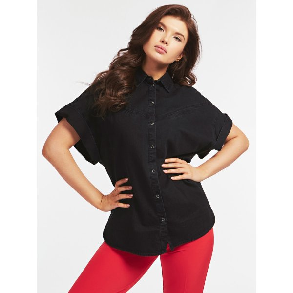 GUESS JEANS Bluse 10588348