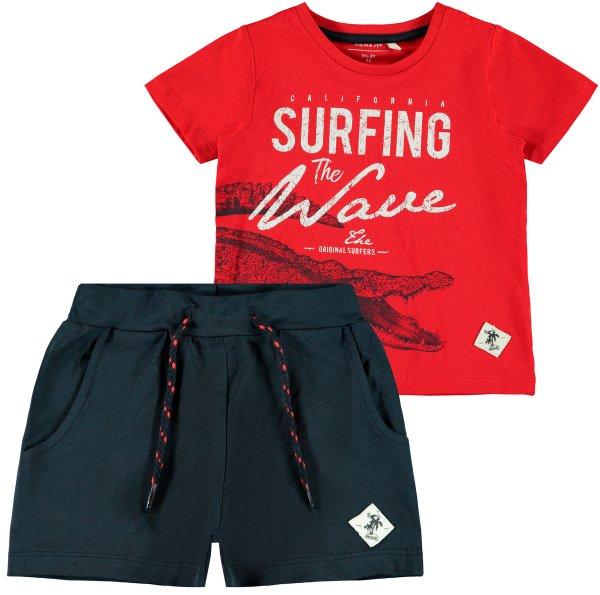 NAME IT T-Shirt + Shorts Set 10543893