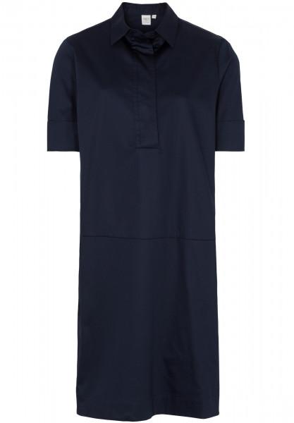 ETERNA Kurzarm Blusenkleid 10555071
