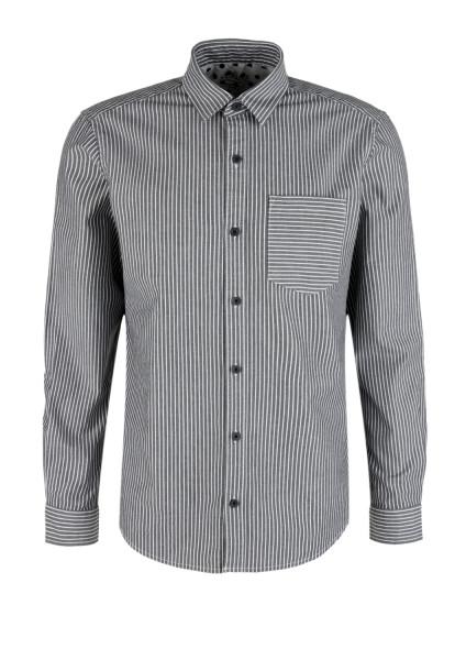 S.OLIVER Hemd langarm