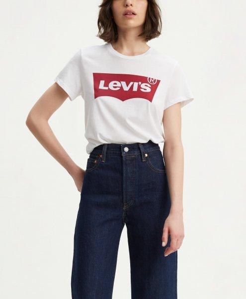 LEVI'S T-Shirt Print weiß 10323959