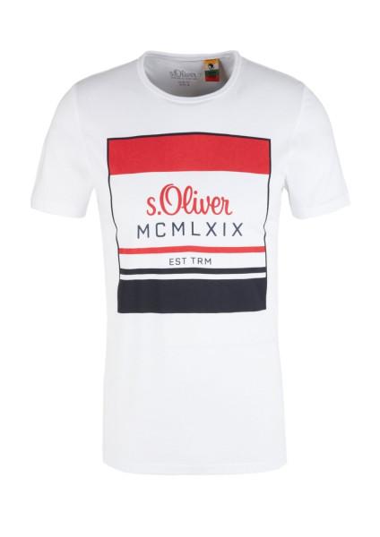 S.OLIVER T-Shirt kurzarm