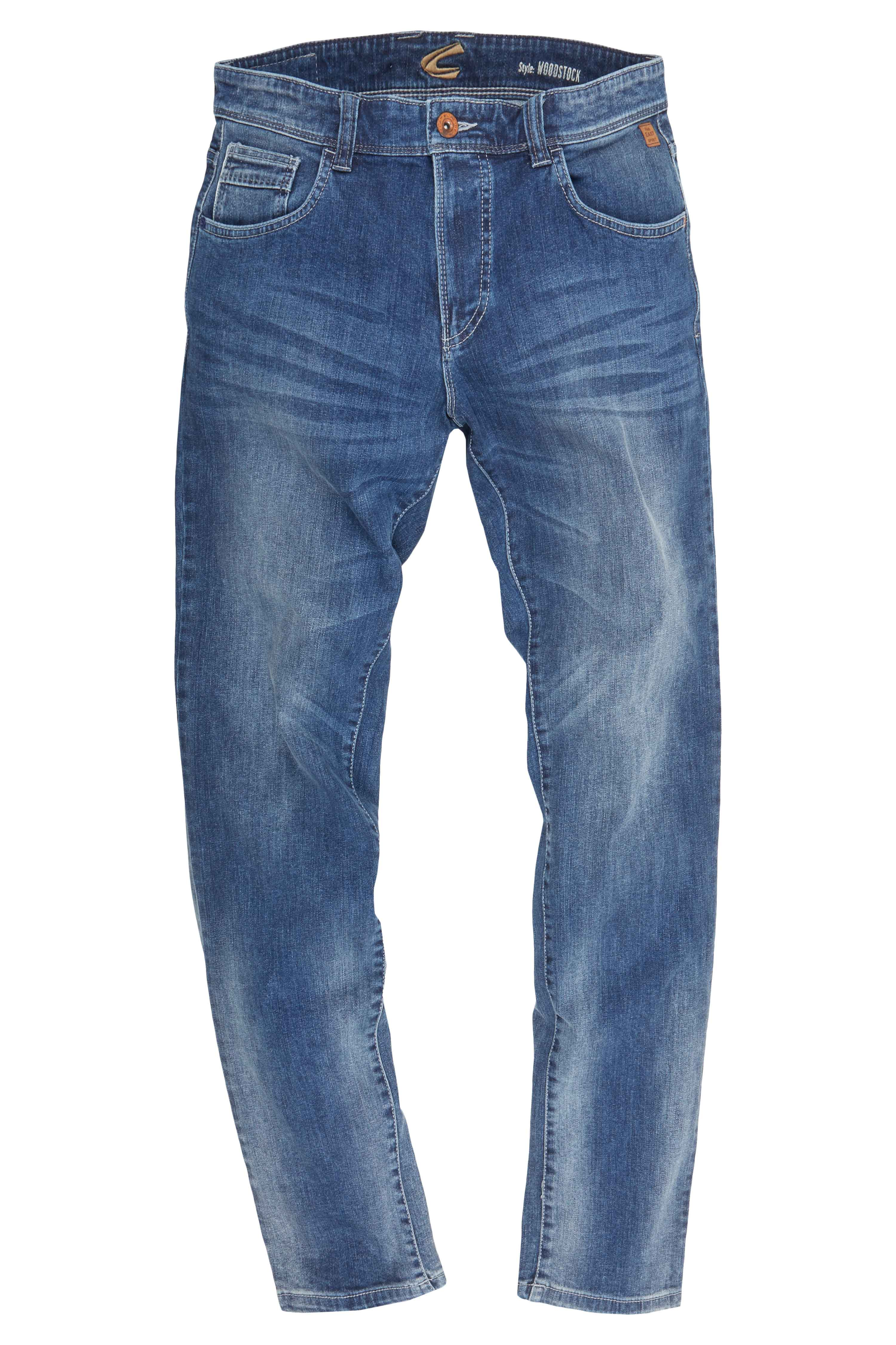 Camel Active Herren Jeans 5 Pocket Houston (9887 488405)