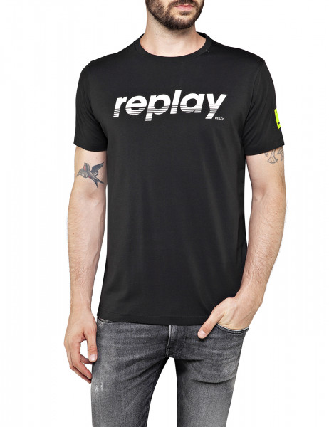 REPLAY Logo T-Shirt 10544712