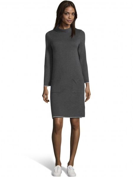 TOM TAILOR Kleid mit Kontrastnähten