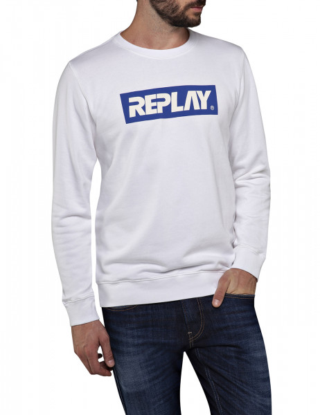 REPLAY Sweatshirt Logo 10544702